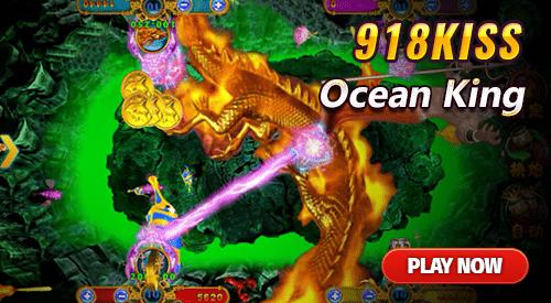 tembak ikan 918kiss, ocean king