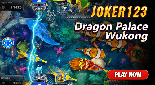 tembak ikan joker123, dragon palace