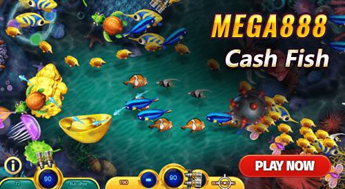 tembak ikan mega888, cash fish