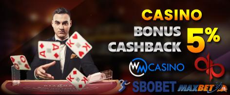 Promo Cashbank Casino Terbaik